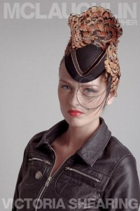 what a great great hat victoria shearing i want it!!! x x katy carr