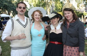 Good Sports! A day at the Chap Olympiad 2010