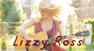 the beautiful Lizzy Ross