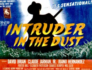Intruder in the Dust please contact me if I can watch view your copy info at katycarr dot com