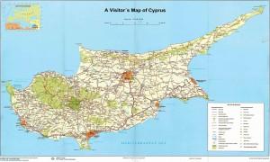 cyprus-tourist-map