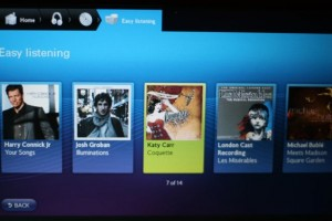 Katy Carr's album 'Coquette' on British Airways inflight Entertainment May 2011