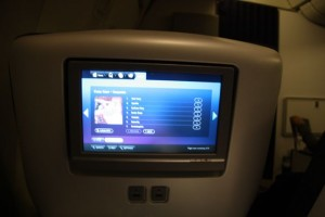 Katy Carr's album Coquette on British Airways inflight Entertainment May 2011