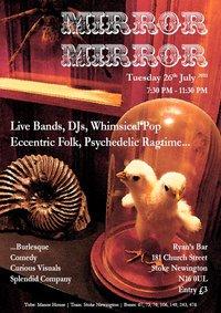 Katy Carr  plays Mirror Mirror 26th July 2011