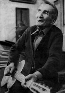 Aleksander Tytus Kulisiewicz (1918-1982) Partisan singer