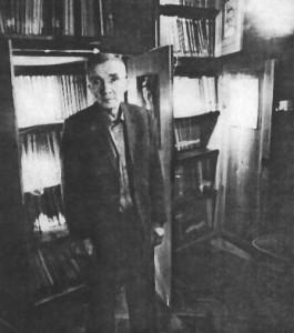 Aleksander Tytus Kulisiewicz (1918-1982) Polish Partisan Singer