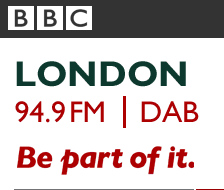 Listen to Katy Carr on BBC 94.9FM London's Late show with JoAnne Good