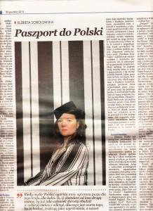Dziennik Polski Dec 2012 Article ii