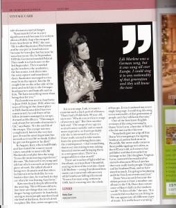 Marylebone Journal Dec 2009 p4