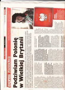 Polish Express Katy Carr article Dec 2012 i
