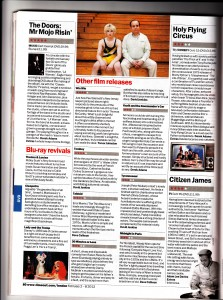 Time Out Review of Kazik and the Kommander's Car Feb 2-8 2012_0001