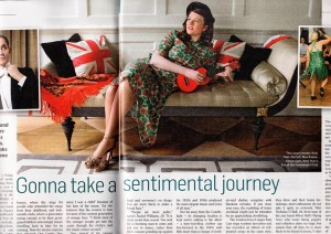 katy carr in sunday times 5th feb 2012