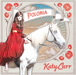 Katy Carr's Fifth Album Polonia out 6/11/2015